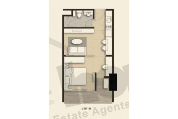 Rp2,13mily Apartemen Dijual