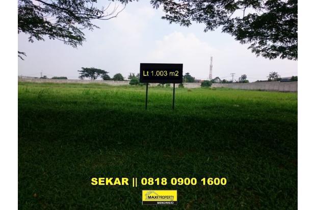 Rp18,7mily Tanah Dijual