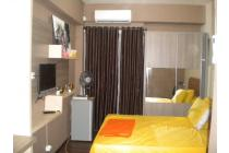 Apartemen 1 Kamar Furnish Murah, Lengkap, Strategis Dkt Trans Studio mall