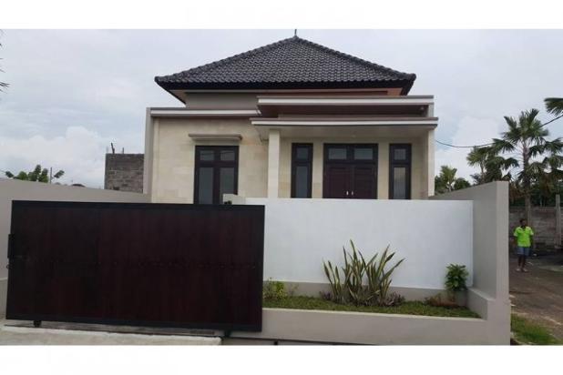 Rumah Murah Konsep Semi Villa DP Kecil KPR Pasti Deal 11136461
