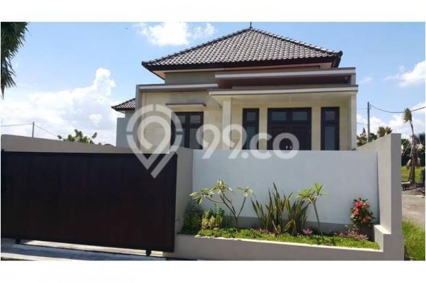 Rumah Murah Konsep Semi Villa DP Kecil KPR Pasti Deal 11136466