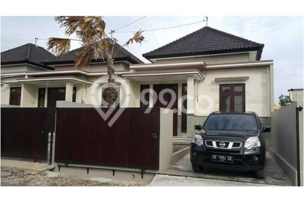 Rumah Murah Konsep Semi Villa DP Kecil KPR Pasti Deal 11136465