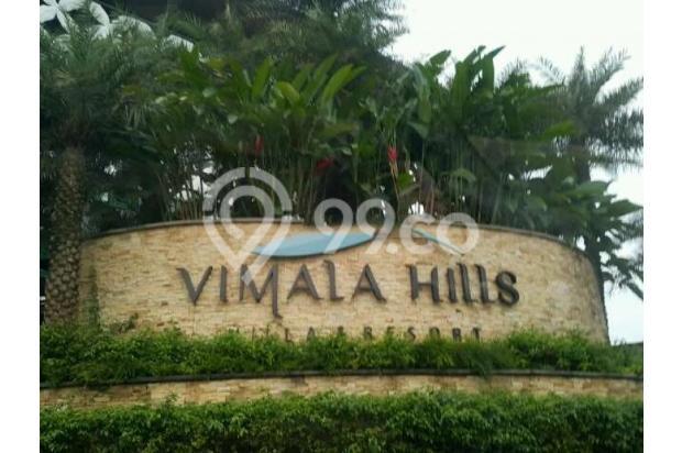 Dijual Villa Strategis Cluster Pangrango - Vimala Hills, Meg 3277697