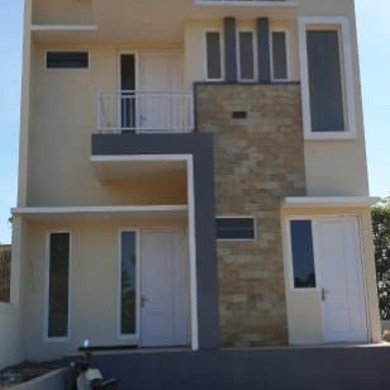 Investasi rumah terbaik di perumahan Cordoba 2 Batu