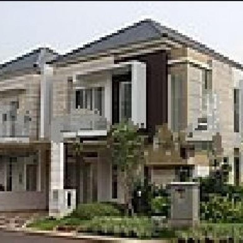 Rumah Mewah Hoek Cantik Magnolia, Summarecon Bekasi