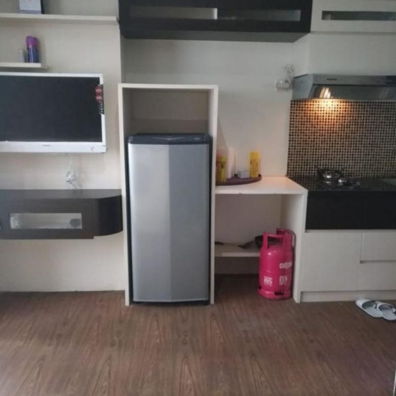 Jual Apartemen 2 Kamar Fullfurnish,Siap Huni, Murah Pisan Bdg