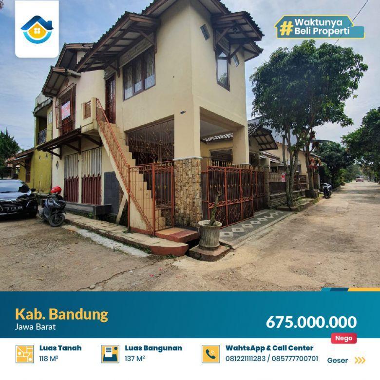 Dijual Rumah di Kabupaten Bandung