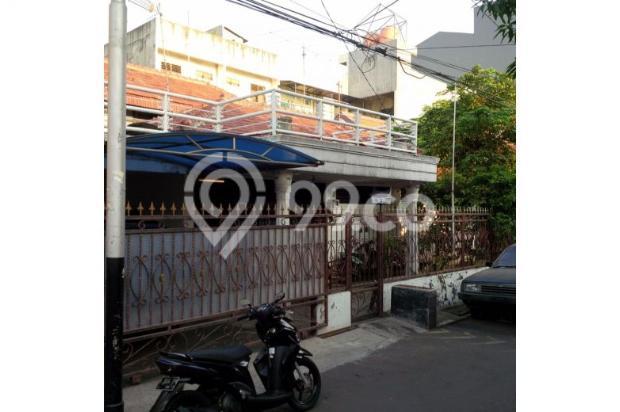 Rumah Lama Halaman Luas di Rawamangun Jakarta 5409170