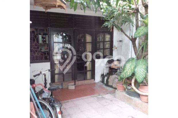 Rumah Lama Halaman Luas di Rawamangun Jakarta 5409188