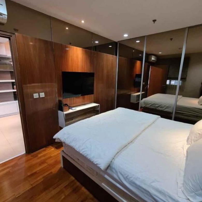 Apartement Sahid Sudirman 2BR FullFurnish Strategis Jaksel
