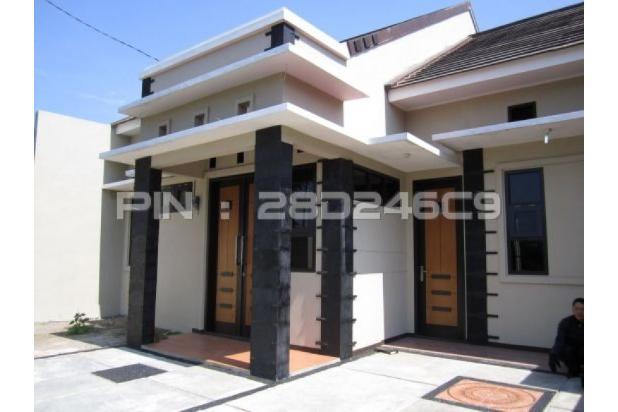 Dijual RUMAH BARU MINIMALIS di Buanasari- ciwastra, Bandung 259349