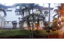 Rumah Mewah dg Tanah 522m2 di Komplek Elit Pesona Khayangan Depok Siap Huni