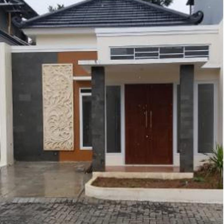 Rumah Cimanggis Depok Nuansa Bali Lokasi Strategis Akses Tol Cimanggis Cijago