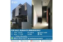 #EBL013 Dijual Rumah 2 Lantai di Jimbaran Bali