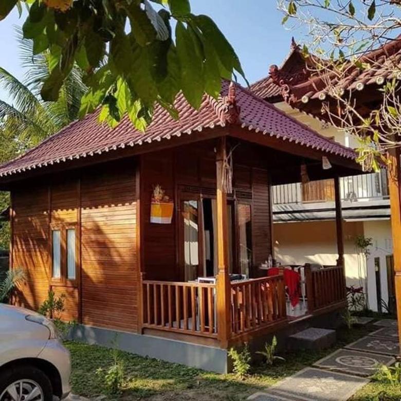 Jual Rumah kayu Minimalis Di Lombok Disain Fleksibel