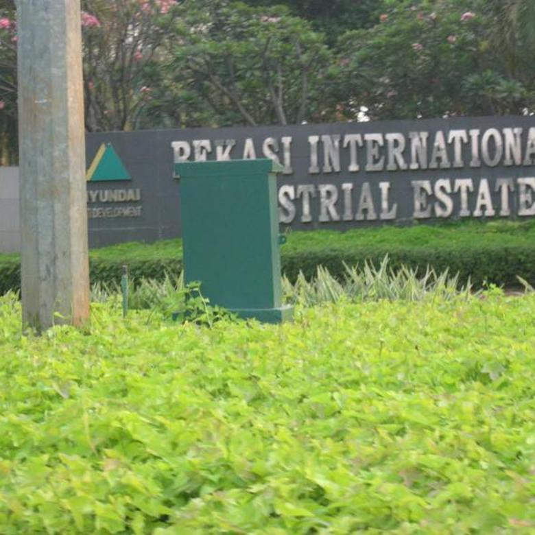 Harga Nego Kavling Commersial 1.056 m  di Jalan Utama BIIE Lippo Cikarang