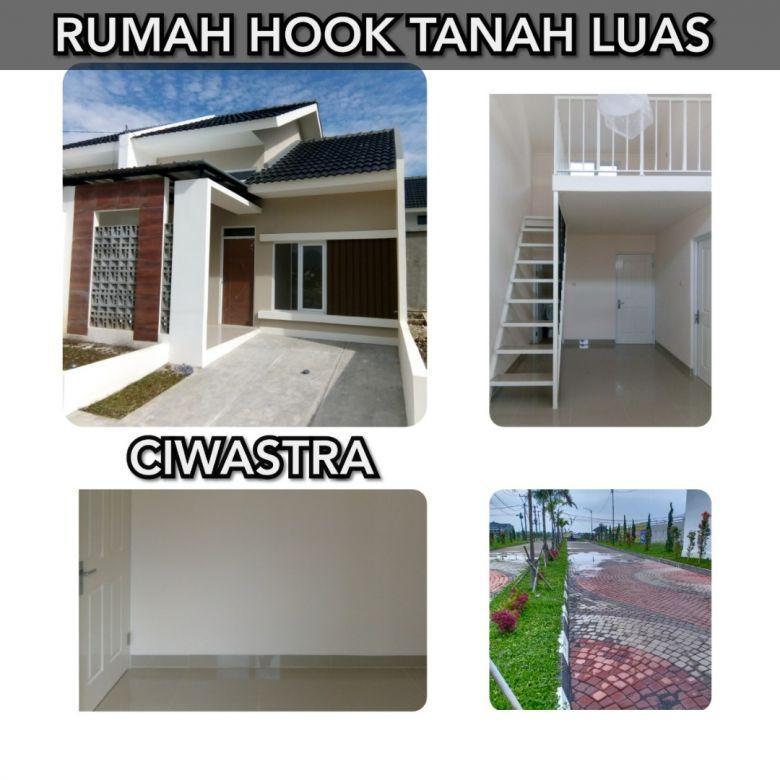 RUMAH HOOK Model Terbaru CIWASTRA Dekat Summarecon dan masjid