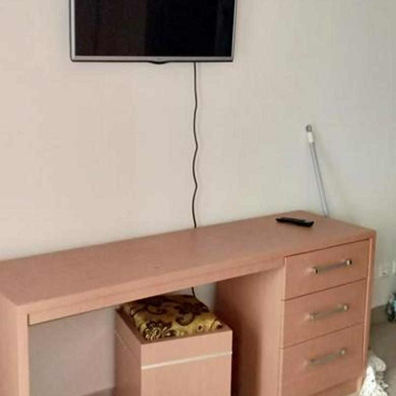 Apartemen muraaaah.. banting harga, furnish, lokasi dekat AEON Mall, Univ Prasmul,The Breeze