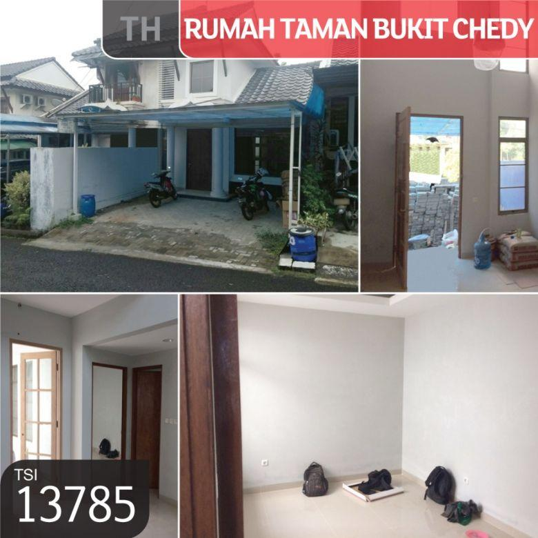 Rumah Taman Bukit Chedy, Tangerang 6x15m, 2 Lt, SHM