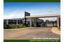 Jakarta Garden City Cluster Mississippi Tahap 2 (14x14) Call 087775169523