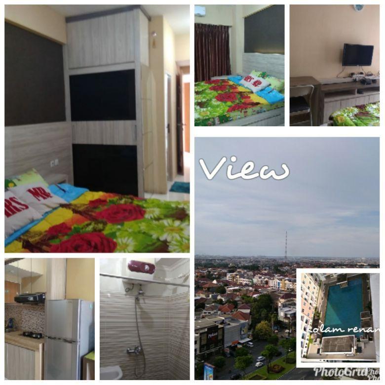 Jual Cepat Murah Apartement Puncak Bukit Golf Twr A Siap Huni