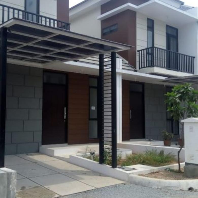 Disewakan Rumah 2 Lt Grahayana Karawang Barat - Unfurnished