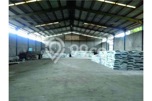 Dijual Pabrik & Office Strategis di Jl Waru Doyong  Jayanti Tangerang 14416875