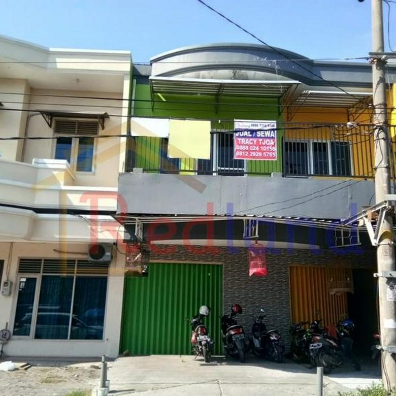 Ruko/Rumah, lokasi strategis, dekat pasar, RS, tengah kota, ramai di Bugangan (Tr1459)