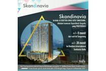 Dijual Apartemen Skandinavia Tangcity Mall Kota Tangerang