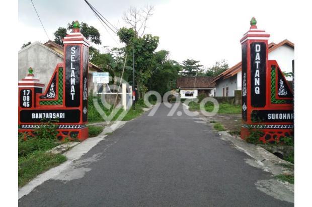 Angsuran 12 X Non Bunga, Tanah Kavling Jakal Km 12 16578825