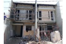 Rumah 2 Lantai,Manyar Tirtoasri,2 Unit.
