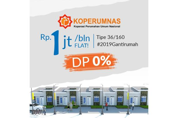Rp171jt Rumah Dijual