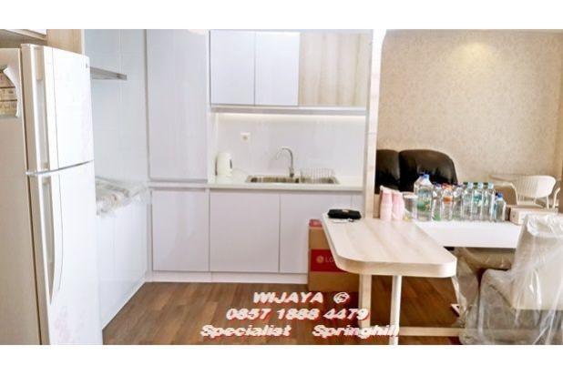 DISEWAKAN Apartemen Springhill kemayoran 1 br (73m2)SEMI Private Lift-View 11384370