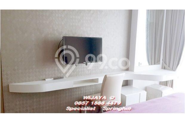 DISEWAKAN Apartemen Springhill kemayoran 1 br (73m2)SEMI Private Lift-View 11384375