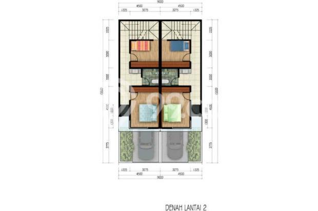 Dijual 2 Unit Rumah Baru@ Asia Baru - GreenVille Rp 1,7 M 8763757
