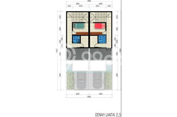 Dijual 2 Unit Rumah Baru@ Asia Baru - GreenVille Rp 1,7 M 8763754