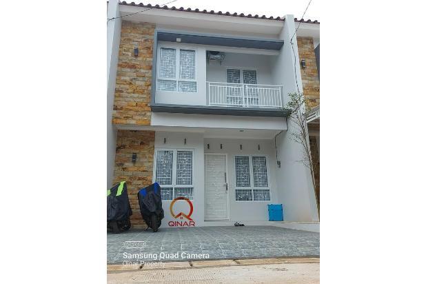 Rumah Depok II dekat samsat type 2 lantai dekat tol Margonda