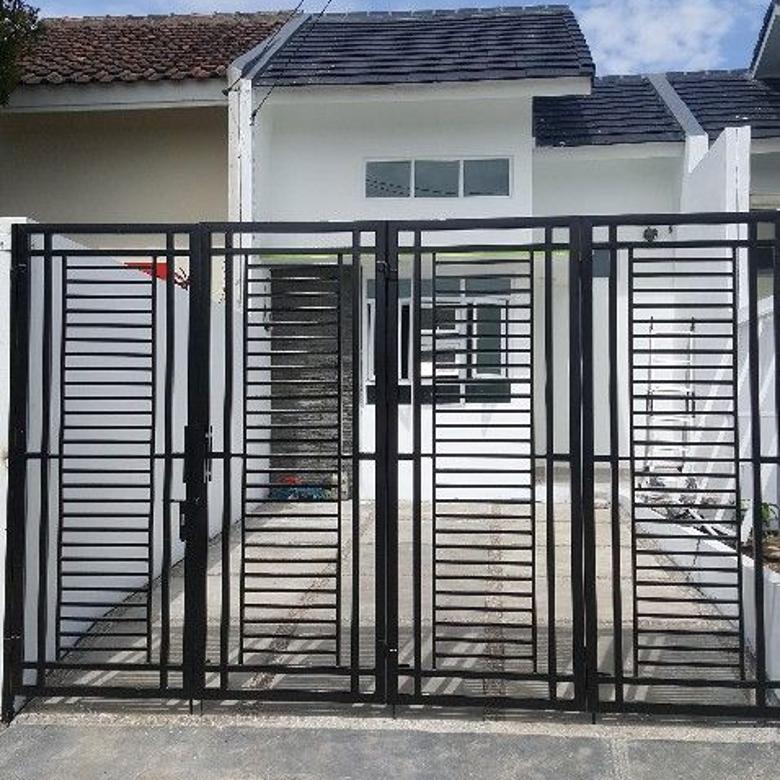 Rumah Hook Ready Stok FREE BPHTB di Umi Salma Residence