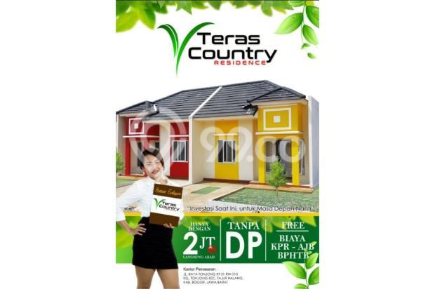 Perumahan TANPA DP Teras country bojonggede 21467990
