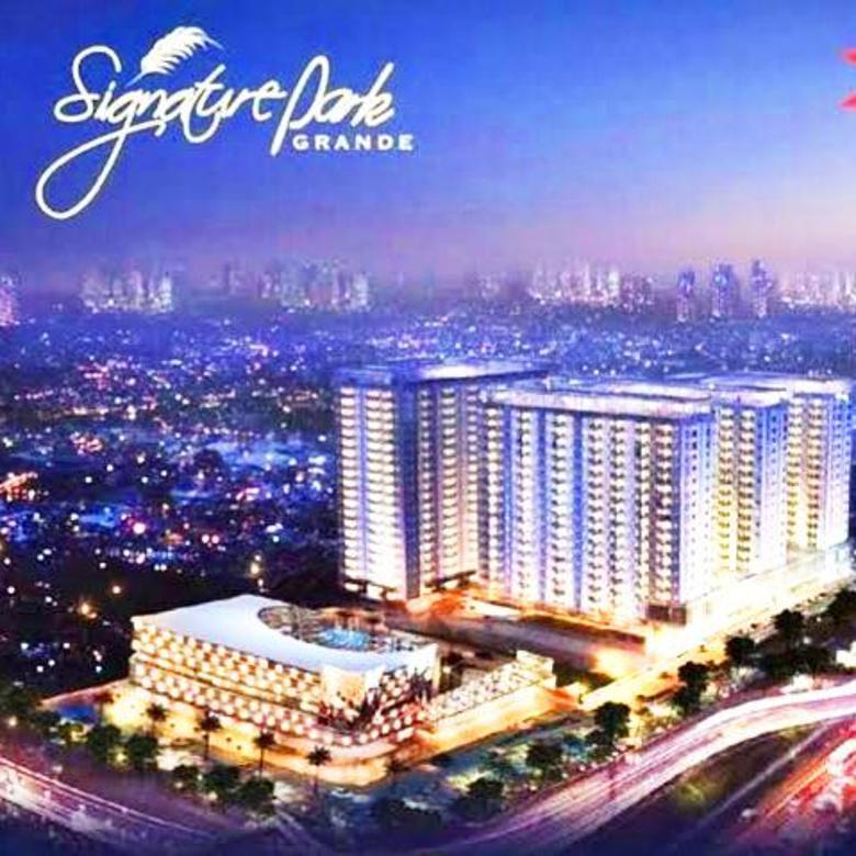 Apartemen signature park grande