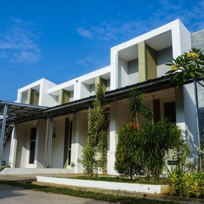 Disewakan 1 Unit Rumah Dalam Cluster Casa Magnolia Kalisuren