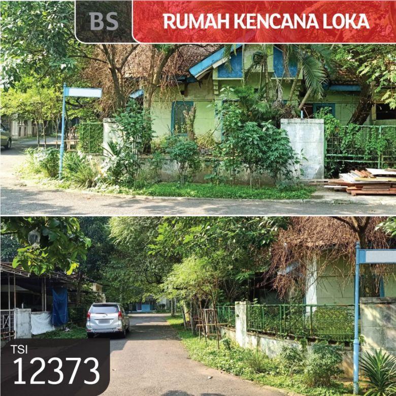 Rumah Kencana Loka, Tangerang, 10x18m, 1 Lt, SHM