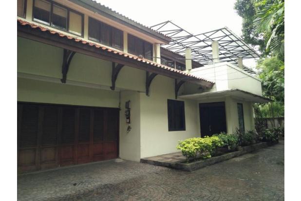 Rumah dijual di daerah kebayoran baru, jakarta selatan 17993927