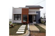 Rumah Nuansa Bali di Semplak, Bogor