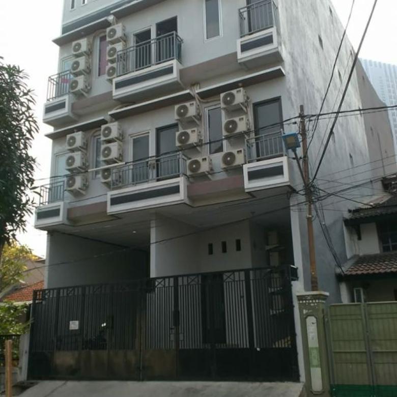 Rumah Kost 22 Pintu di Tanjung Duren, Jakarta Barat