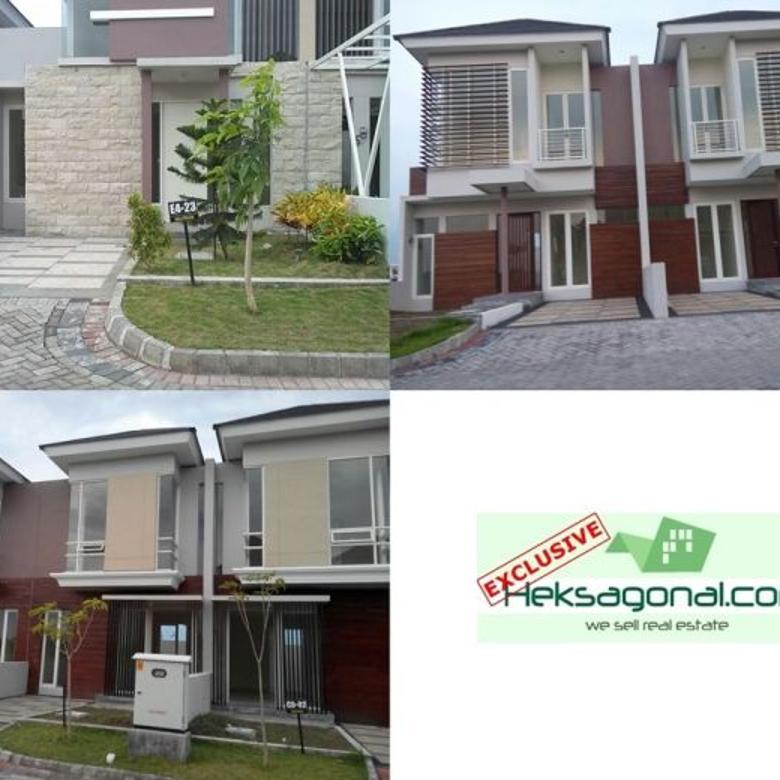 Rumah Dijual SAFIRA JUANDA RESORT HKS3174