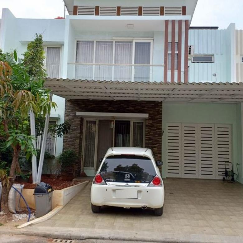 Dijual Rumah Bagus Rapi dan Siap Huni di LAVALETTA MODERNLAND Tangerang