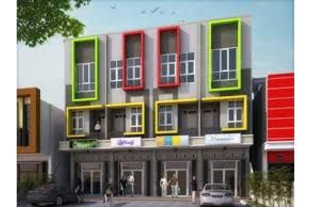 Jual ruko 3 1/2 lantai di Jl.Sultan Abdurrahman,Pontianak,Kal-Bar 19321605