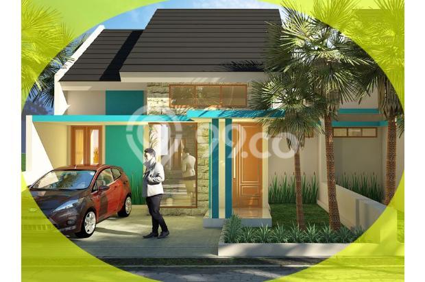 Rumah Dijual Harga Murah Tipe 45 Bangunjiwo Bantul Dalam Perumahan 14416894