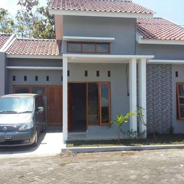 Rumah Ready Cluster Gagaksipat Boyolali (HM)